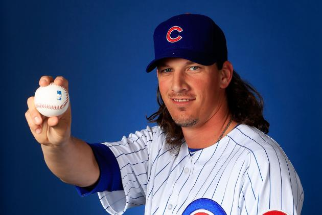 Video: Samardzija on Getting Opening Day Nod for Cubs