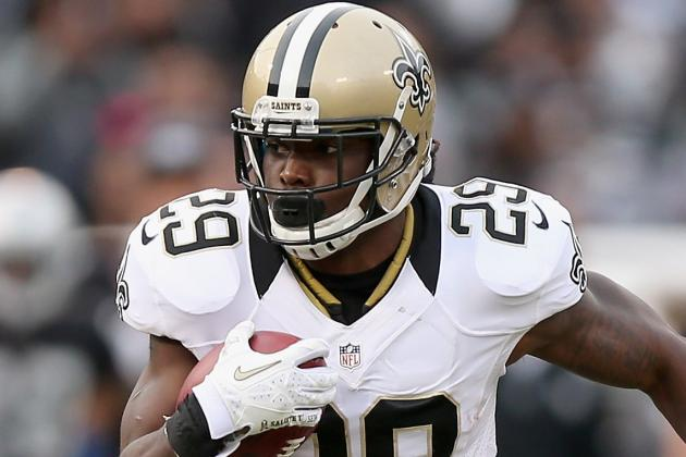 RB Chris Ivory Expects Restricted Free Agent Tender from New Orleans Saints