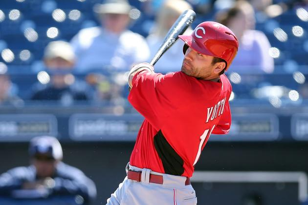 Votto Confirms He's Going to Play in WBC