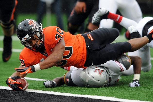 Oregon State Football: Malcolm Agnew Transfers to Southern Illinois