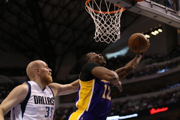 Lakers' Dwight Howard Discusses Fouls
