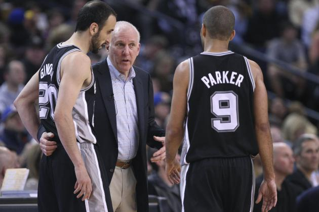 Debate: Who Will Step Up the Most in Tony Parker's Absence?