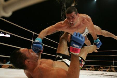 Report: Mauricio 'Shogun' Rua to Rematch Antonio Rogerio Nogueira in June