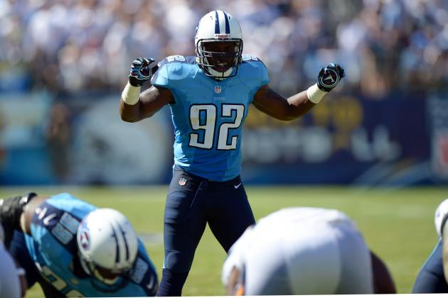 Tennessee Titans Linebacker Stays Busy in Off Time