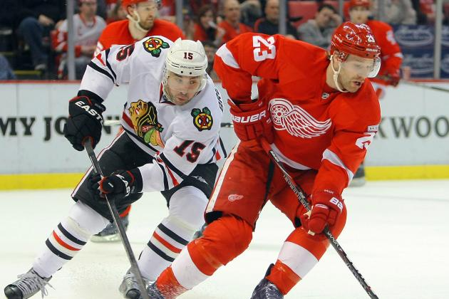 Biggest NHL Realignment Loss? the Blackhawks-Red Wings Rivalry