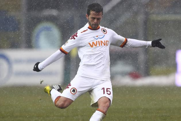 No Break for Roma's Pjanic