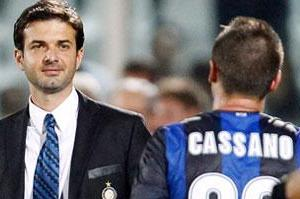 Moratti Defends Artist Cassano