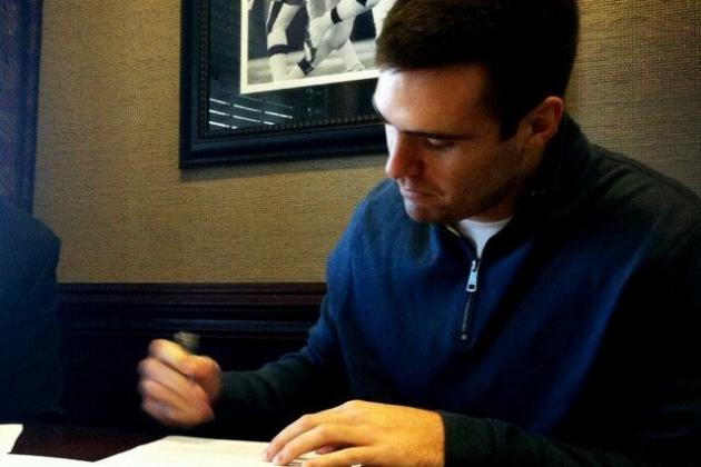 Joe Flacco: Baltimore Ravens Contract Not 'a Big Deal'