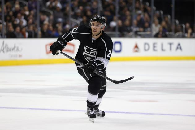 Kings Get Martinez Back After Eight-Game Absence