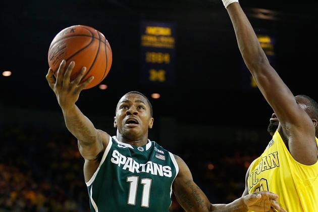 Michigan State Needs Keith Appling -- Soon