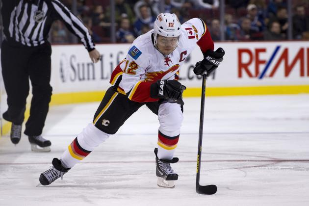 NHL Trade Rumors: Latest on Phil Kessel, Jarome Iginla and More Buzz