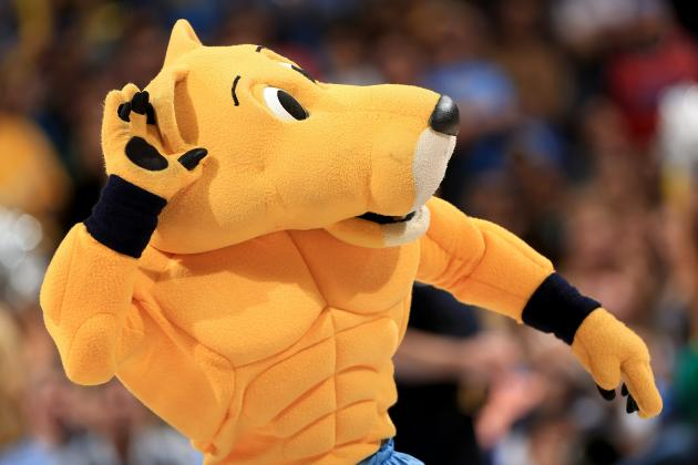 Nuggets Mascot Gets Revenge on Russell Westbrook [VIDEO]