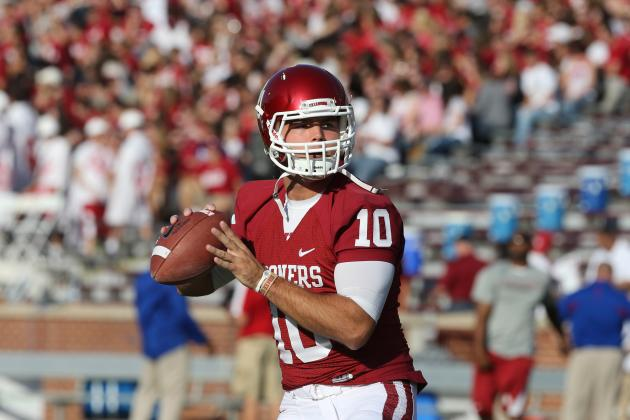 Blake Bell Not Taking Sooners' Starting Spot for Granted