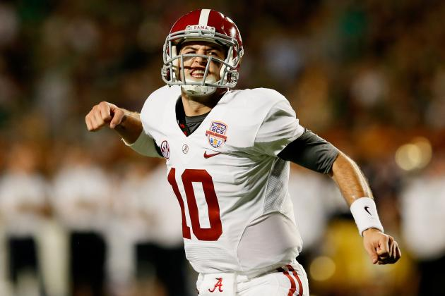 Alabama Football: Who Will Be the Next Great Tide QB Once AJ McCarron Leaves?