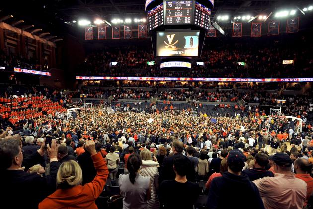 Court Storming in Collegiate Basketball: A Different Perspective