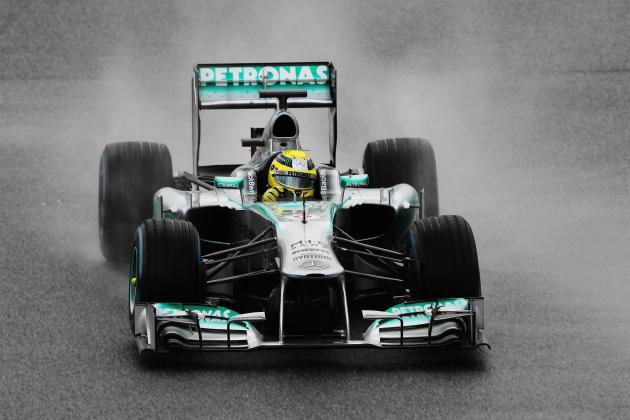 F1 2013: Mercedes, McLaren, Red Bull and Lotus Will Create a Battle Royal