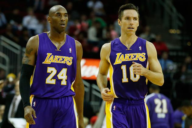 What Is L.A. Lakers' NBA Playoffs Ceiling If They Actually Get In?