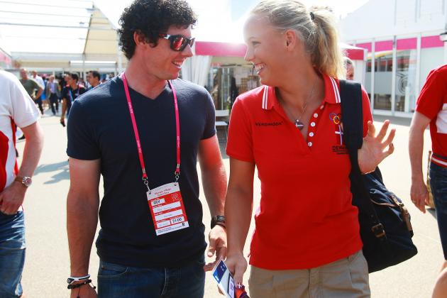 Rory McIlroy Adds Rumored Split with Girlfriend Caroline Wozniacki to Troubles