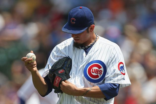 Chicago Cubs:  Matt Garza Injury Hurts the Cubs Twofold