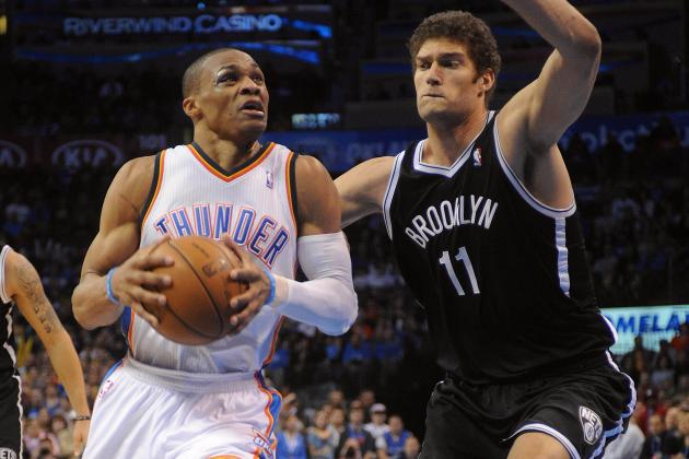 Thunder Almost Drafted Brook Lopez Instead of Westbrook