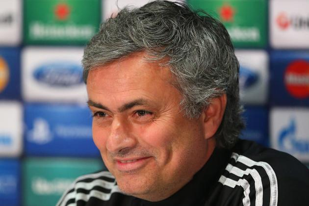 Mourinho Promises to Keep Emotions in Check Against Manchester United