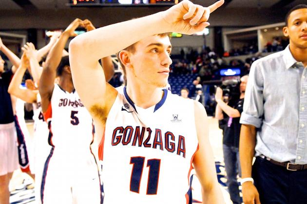 Why Gonzaga's No. 1 Ranking Is a Game-Changer for Mid-Major Athletics