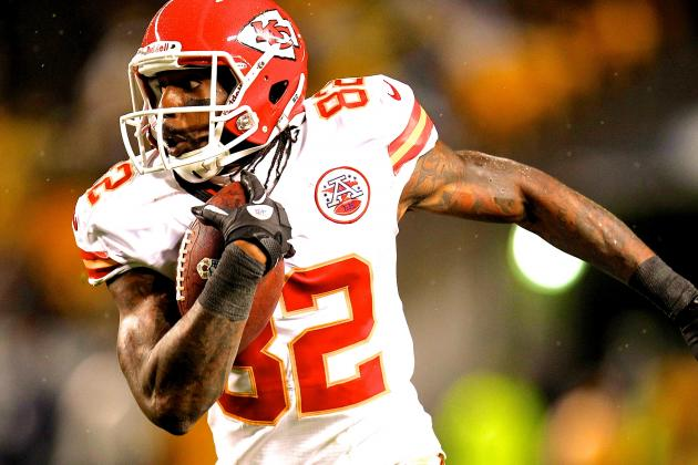 Dwayne Bowe and Kansas City Chiefs Reportedly Agree on 5-Year Contract