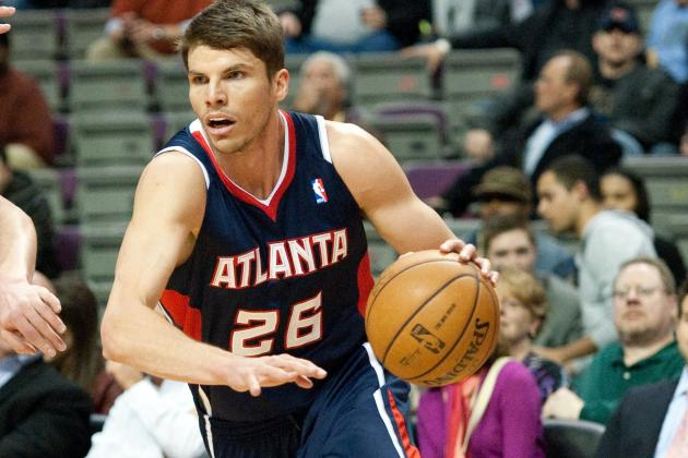Kyle Korver Expected At, or Near, the Top of Denver's Offseason Wishlist