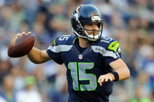 Why the New York Jets Should Trade for Seattle Seahawks QB Matt Flynn