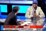 Rodman Has Some Advice for Obama After Meeting with Kim Jong Un