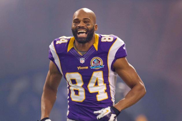 Vikings Release WR Michael Jenkins