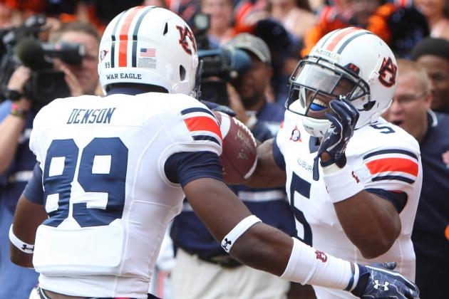 Auburn Football: Why Jaylon Denson Will Be Breakout Star This Spring