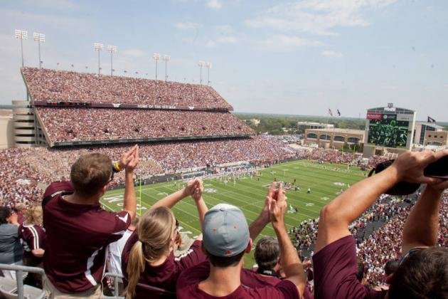 Aggie Afternoon on ESPN, April 13th