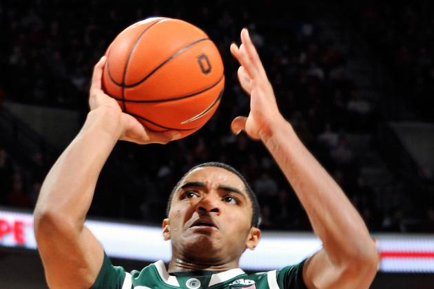 Gary Harris Accepts Blame for Michigan Loss: 'I Can't Make Stupid Turnovers'