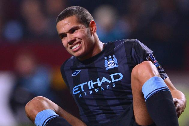 Mancini: Rodwell out '3-4 Weeks' with Hamstring Injury