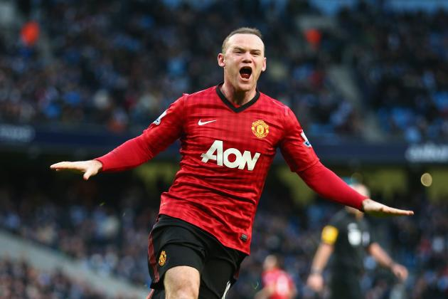 Wayne Rooney: Keys for Midfielder to Lead United to Champions League Success