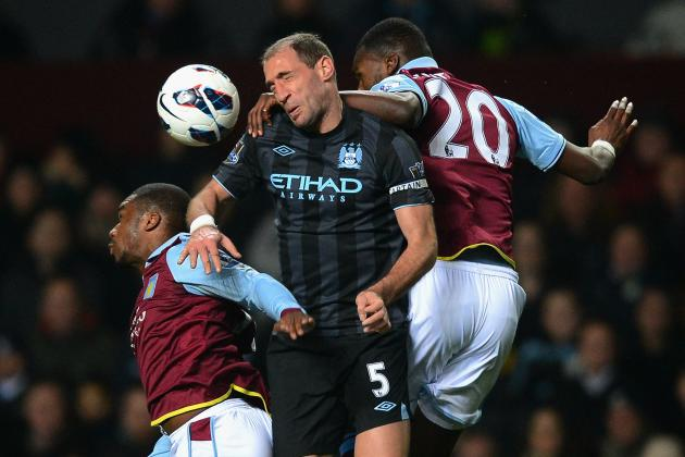 Aston Villa 0-1 Manchester City: How the Citizens Stopped Christian Benteke