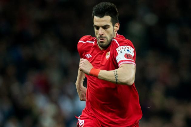 Negredo's Hat Trick Helps Sevilla Cruise Against Celta