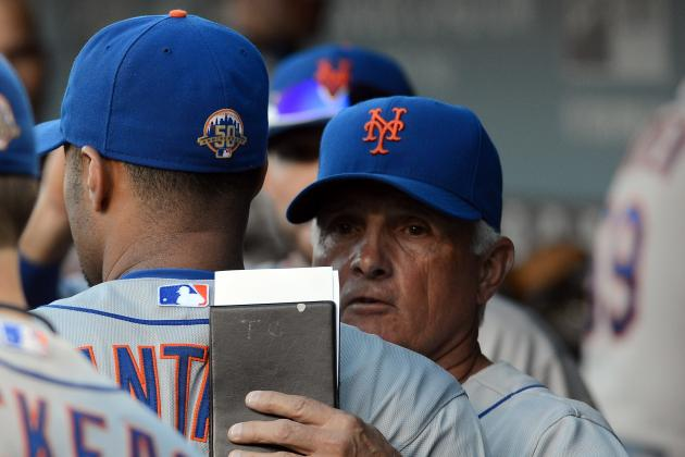 Johan Santana's bullpen session 'unnecessary,' says Mets' Terry Collins