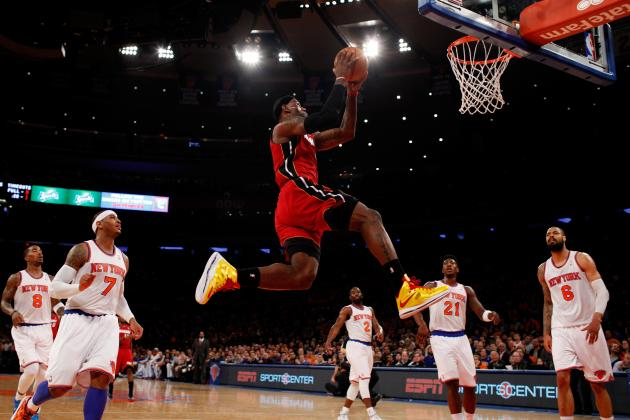 LeBron James Getting Stuck in No-Win Situation with NBA Slam Dunk Contest