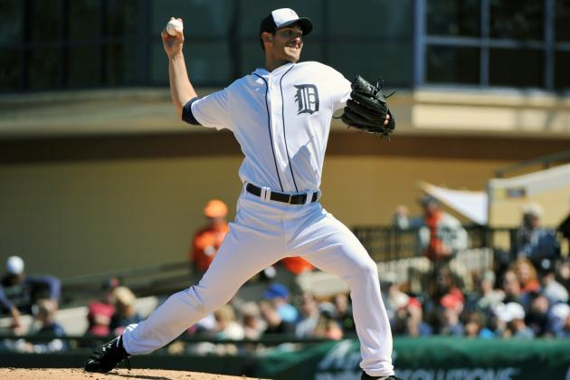 Source: Rangers Inquire About Tigers' Porcello