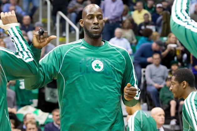 Doc Rivers: A 'Smarter' Kevin Garnett Is Well-Rested and Ready for Stretch.