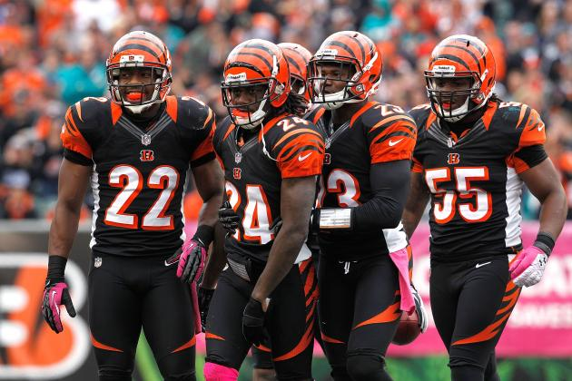 Cincinnati Bengals: The Importance of Retaining Terence Newman and Adam Jones