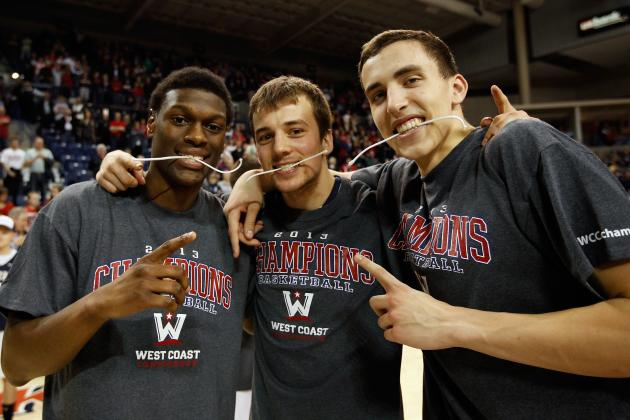 Gonzaga Basketball: Bulldogs Complete Rise of the Mid-Major with No. 1 Ranking