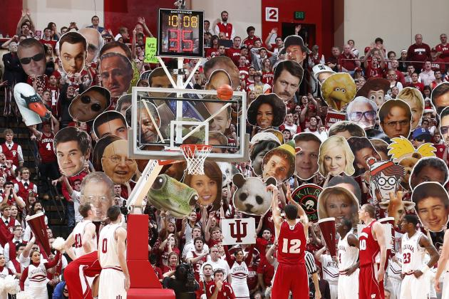 There's No End in Sight for the Big Heads at Assembly Hall
