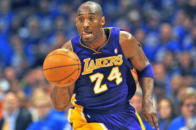 Grading Kobe Bryant's Latest Nickname, 'Vino'