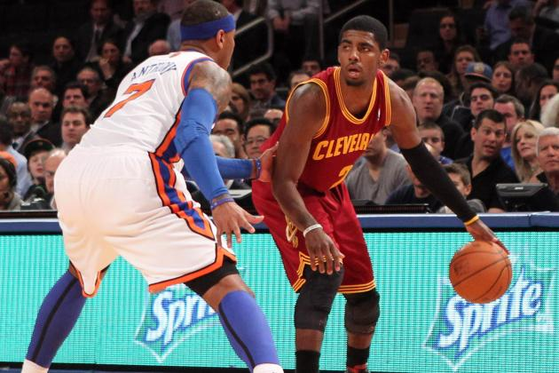 NBA Gamecast: Knicks vs. Cavs
