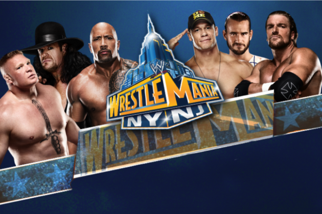 WWE WrestleMania 29: Analyzing the Art of Procrastination