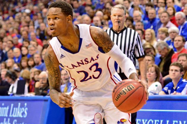 No. 4 Kansas Beats Texas Tech 79-42