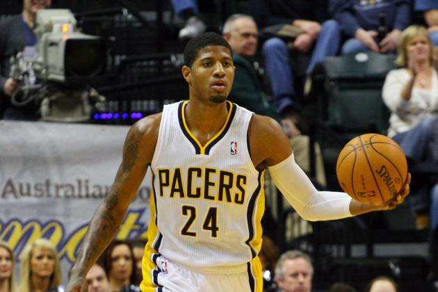 Report: Indiana Pacers vs. Houston Rockets in the Philippines Next Season